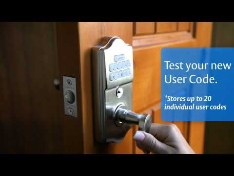 How To Program an Emtek Key Pad Lever | How-To Guides to