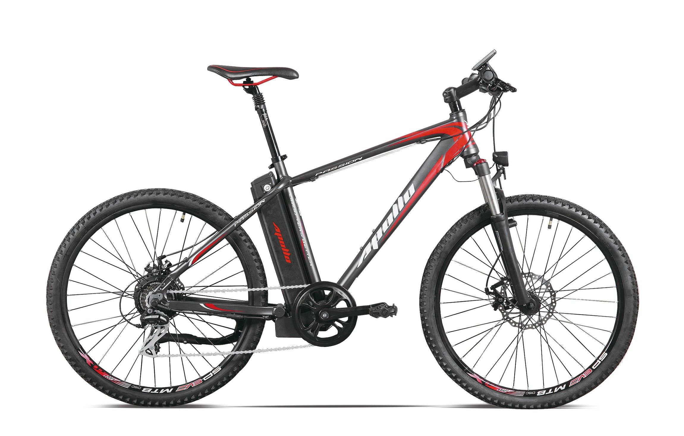 mountain bike apollo electric bicycle e bike scooter 26. Black Bedroom Furniture Sets. Home Design Ideas