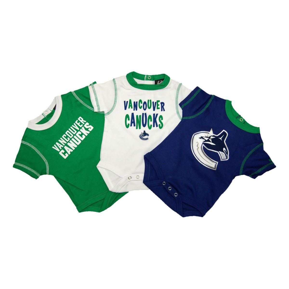 Bad Set For Baby Vancouver Canucks Baby Jersey Vancouver Canucks Baby 3 Pc
