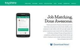 tinder for jobs