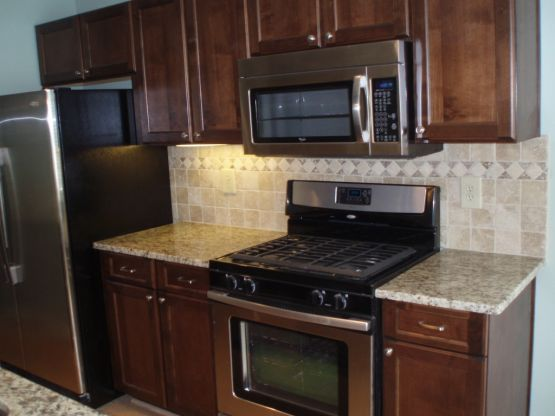 pictures of townhouse remodels Townhouse Kitchen Remodeling