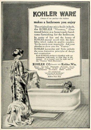 Pin By Robert Adamson On Kohler Ads | Pinterest | Child Doll And Bathtubs