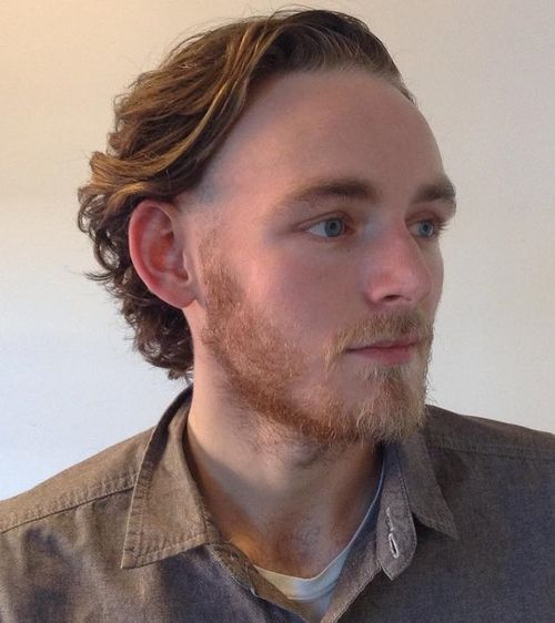 Curly Hairstyles For Men 40 Ideas Type 2 3 And 4
