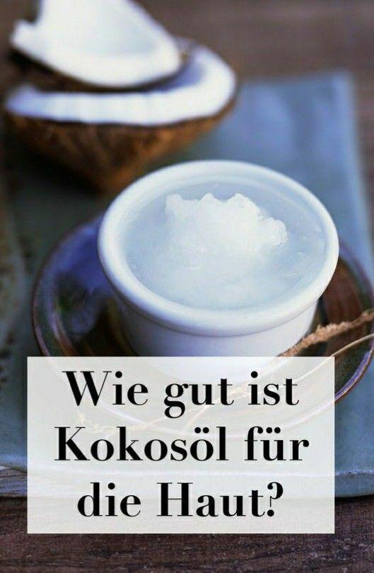 Wie gut ist Kokosöl für die Haut?#kokosöl#hautpflege#tipps#tricks#gesund#vegan#vogue#voguege...
