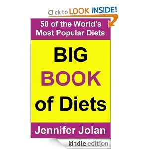Free At Time Of Pinning Jennifer Jolan S Big Book Of Diets All You