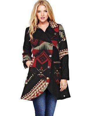 Russian Blanket Coat love this coat