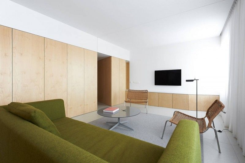 Apartment Refurbishment in Pamplona by Iñigo Beguiristain | HomeDSGN, a daily source for inspiration and fresh ideas on interior design and home decoration.