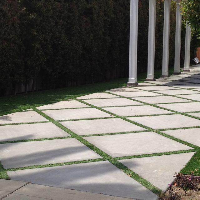 Cool Driveway Modern Landscape Design Modern