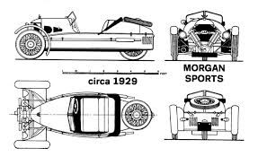 Image result for 3 wheeler blueprints with dimensions