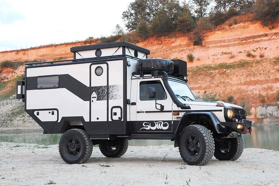 mercedes g camper off road vehicles pinterest 4x4. Black Bedroom Furniture Sets. Home Design Ideas