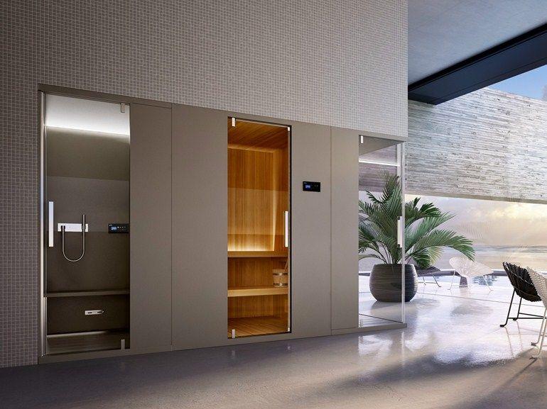 Sauna bagno turco pasodoble collezione steam bathroom