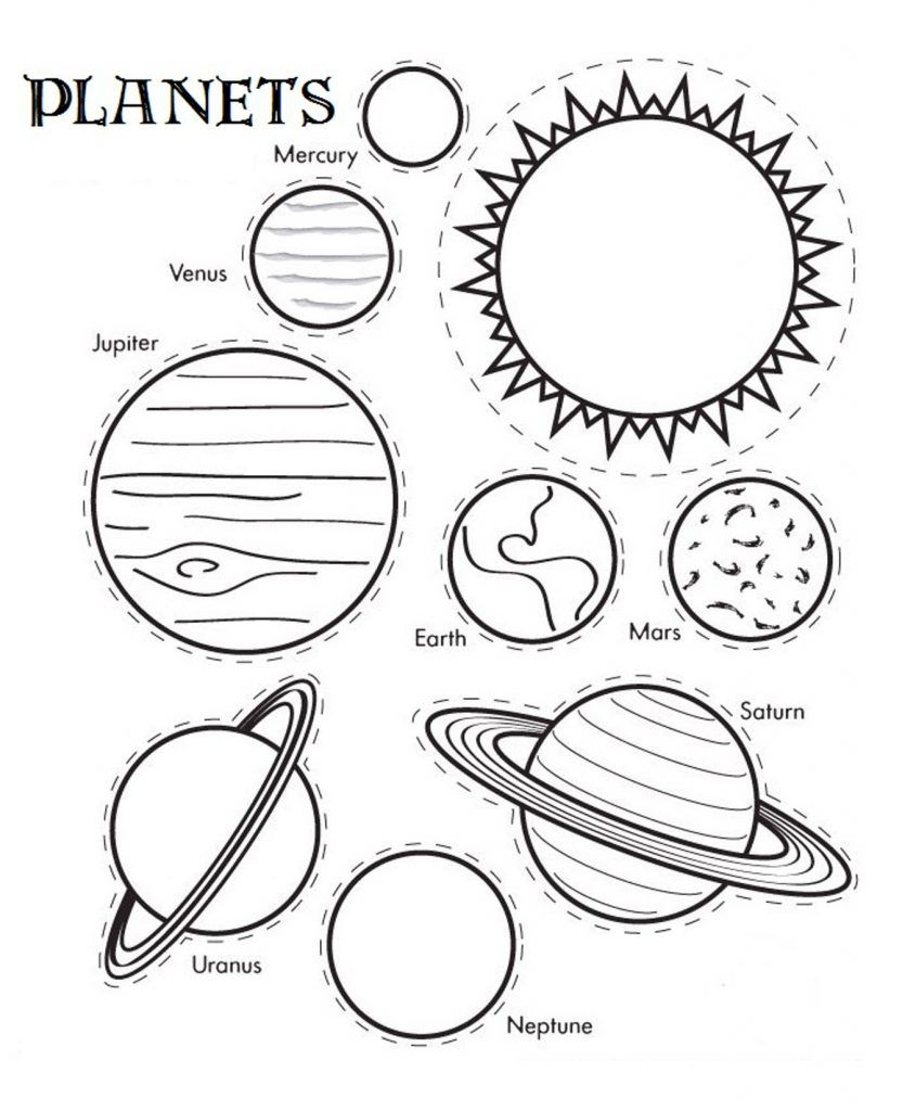 New : Planet Mercury Coloring Pages Captain Sheets Pdf