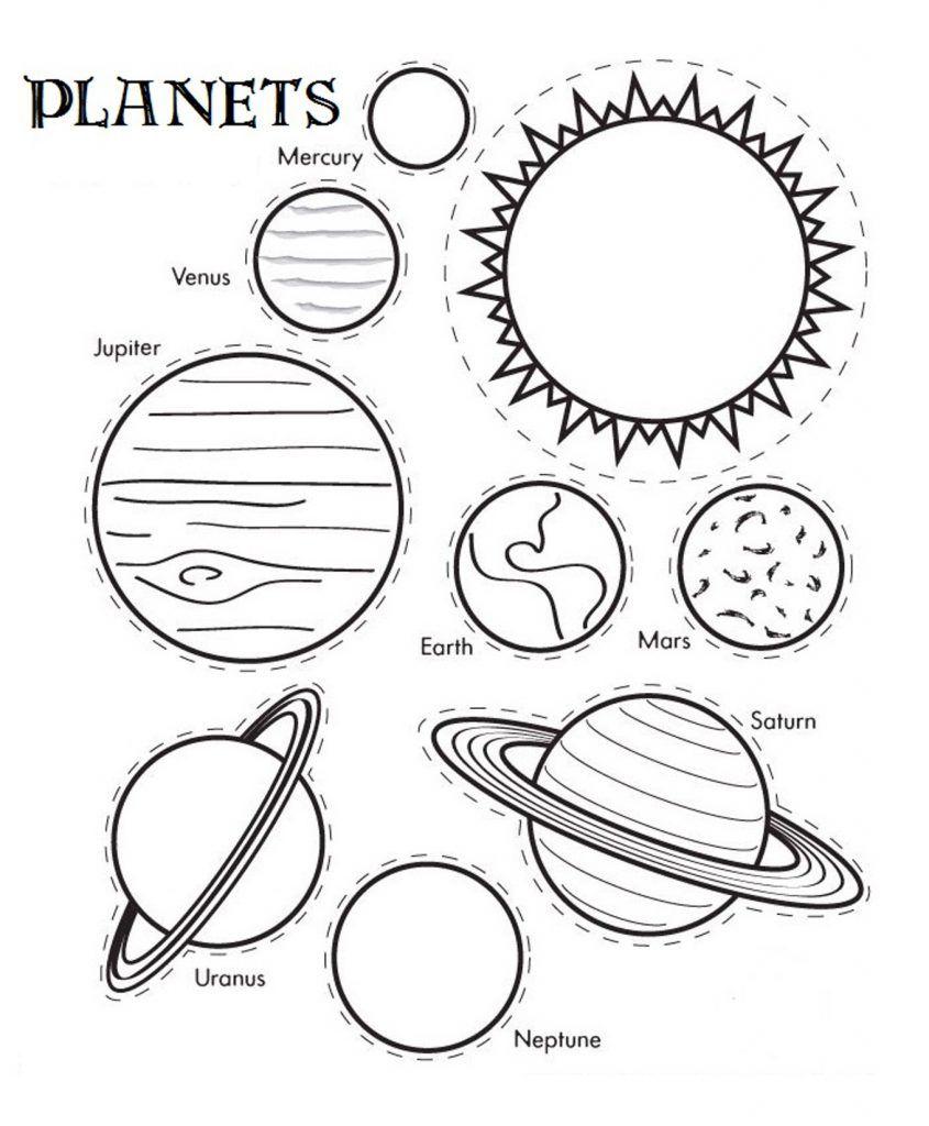 New Planet Mercury Coloring Pages Captain Sheets Pdf Sensational Planet Coloring Pages Solar System Coloring Pages Solar System Crafts Planet Coloring Pages