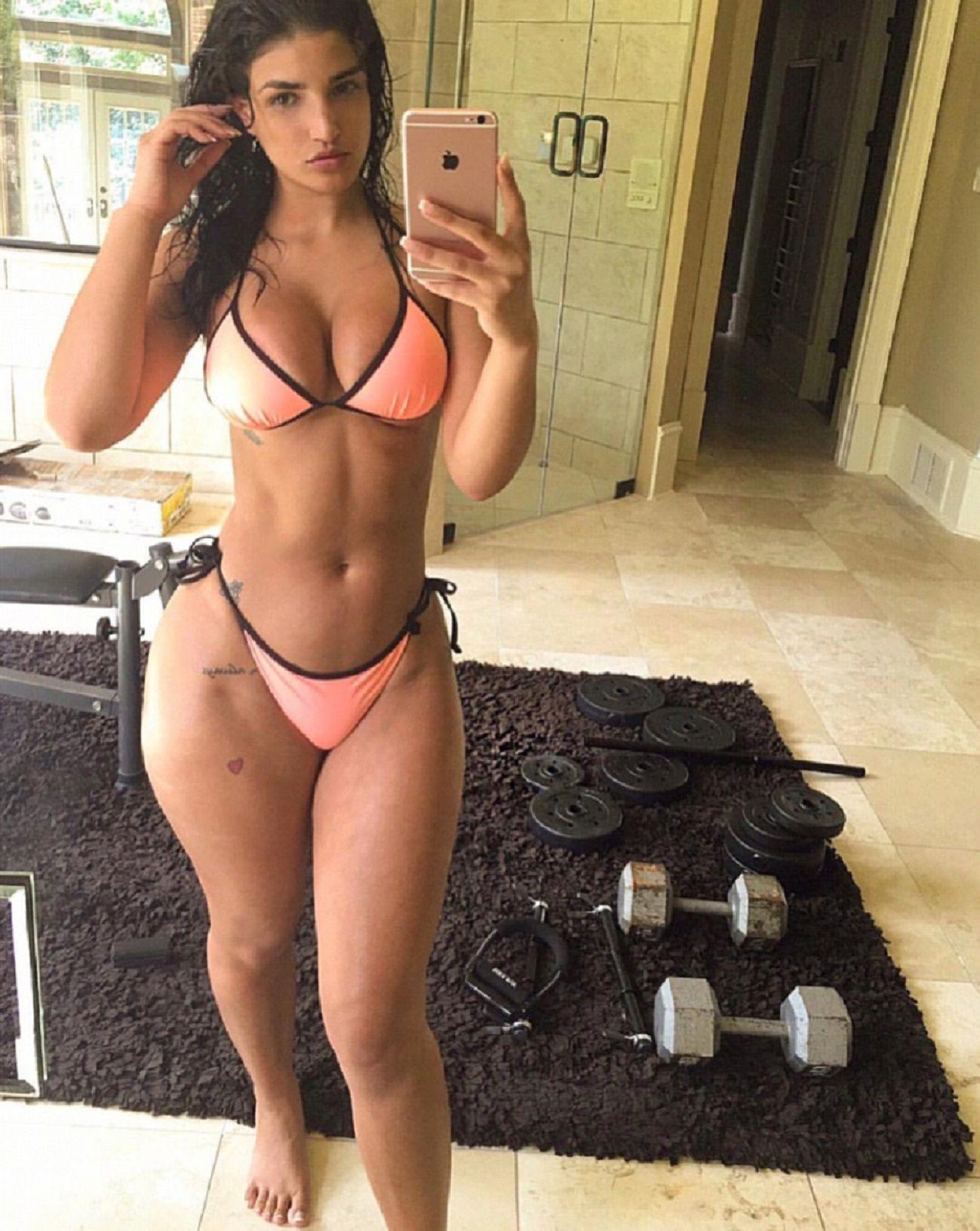Alyssa Sorto Booty alyssa sorto big booty & big boobs | dream girls | pinterest