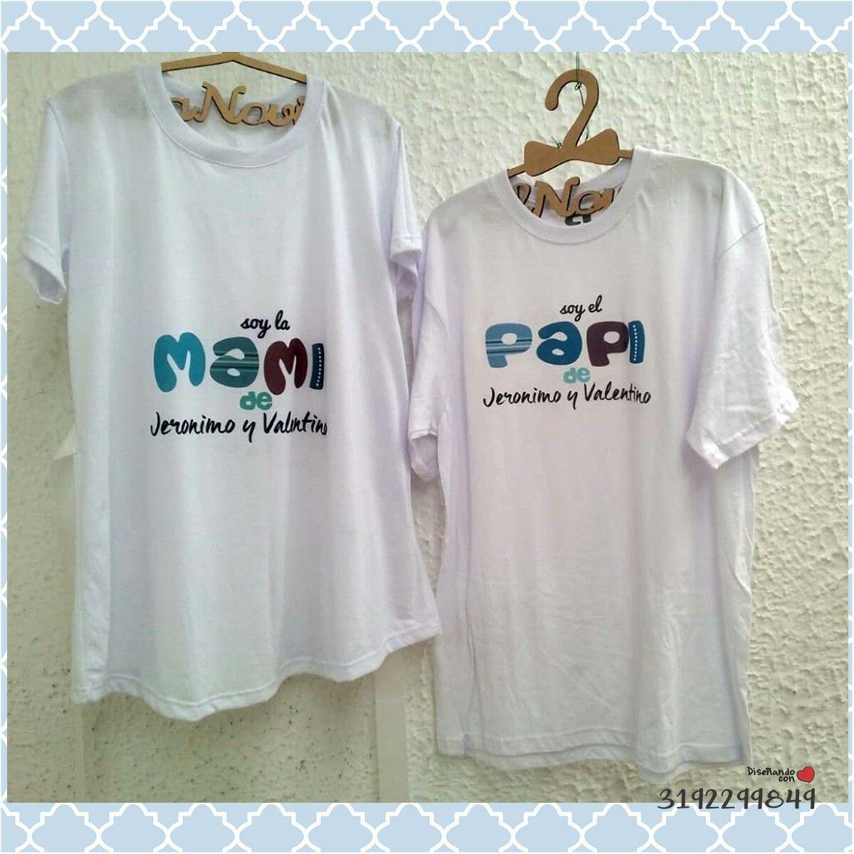 2aae872a3 Bodys y prendas para bebe👶 Camisetas personalizadas para la familia.   Contacto 319 2299849