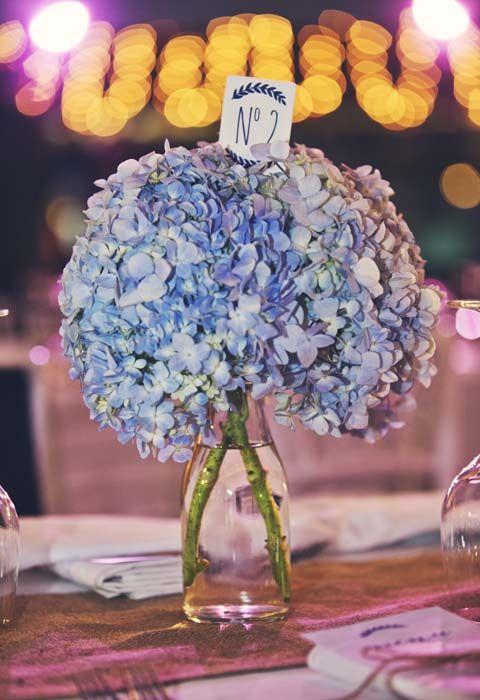 Blue Wedding Theme Outdoor Wedding Venuedubai Marina Island