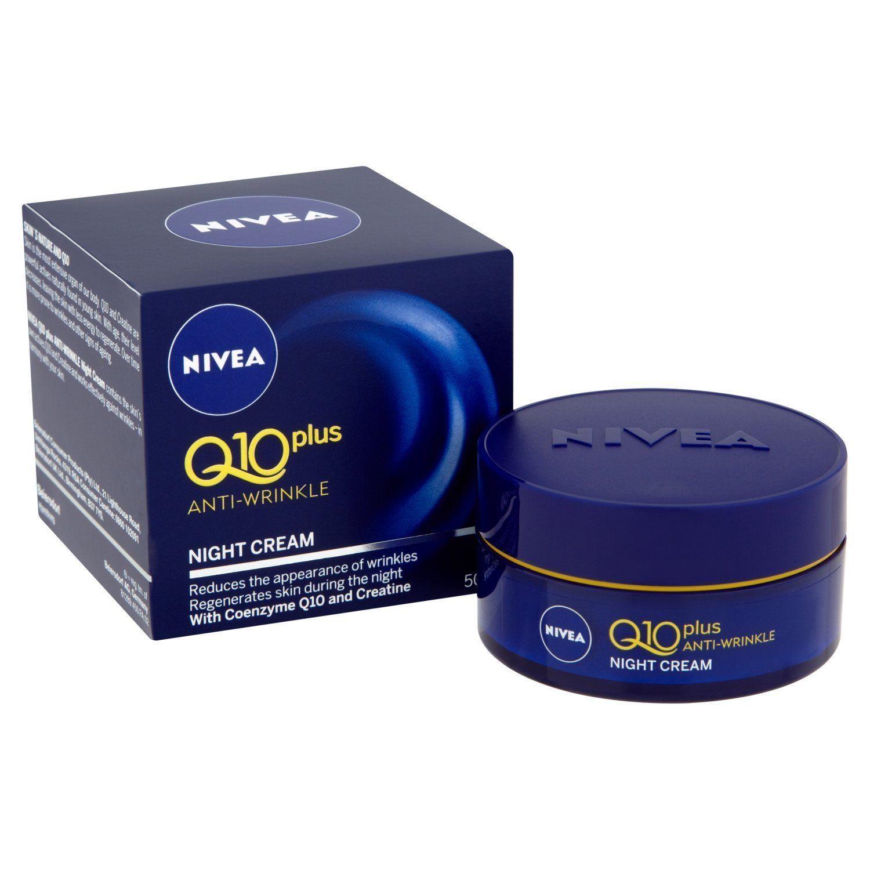 Nivea Visage Q10 Plus Anti Wrinkle Night Cream Anti Wrinkle