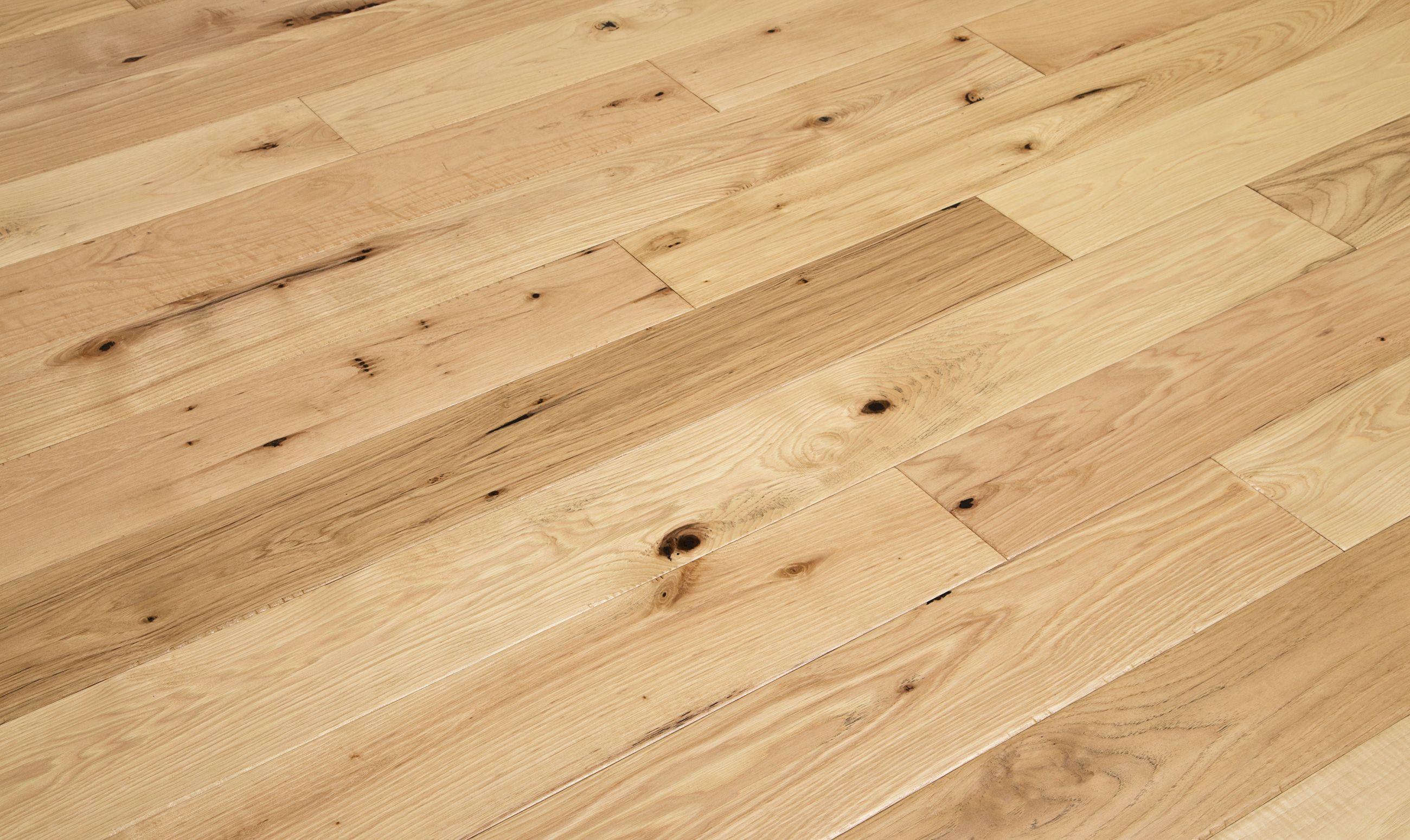 Roosevelt Light Hickory Hardwood Floors Solid Hardwood Flooring