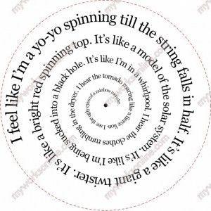 Spiral Poem « A Poem A Day
