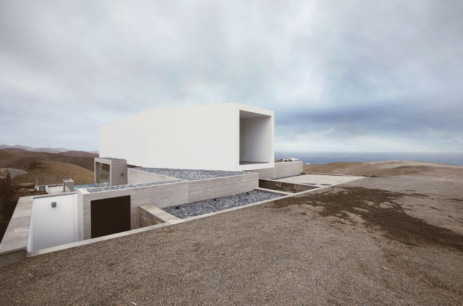 Gallery of P2 House Poseidon / Domenack arquitectos - 1 ...