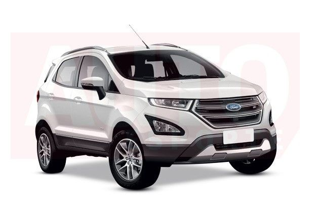 Ford Ecosport Facelift S Exterior And Interior Rendering Ford Ecosport Ford New Cars