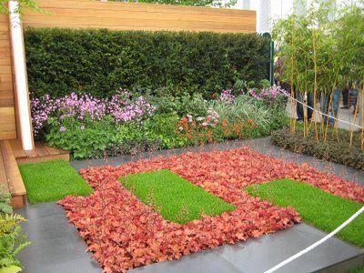 Urban small garden tuin garden pinterest tuin - Moderne tuin ingang ...