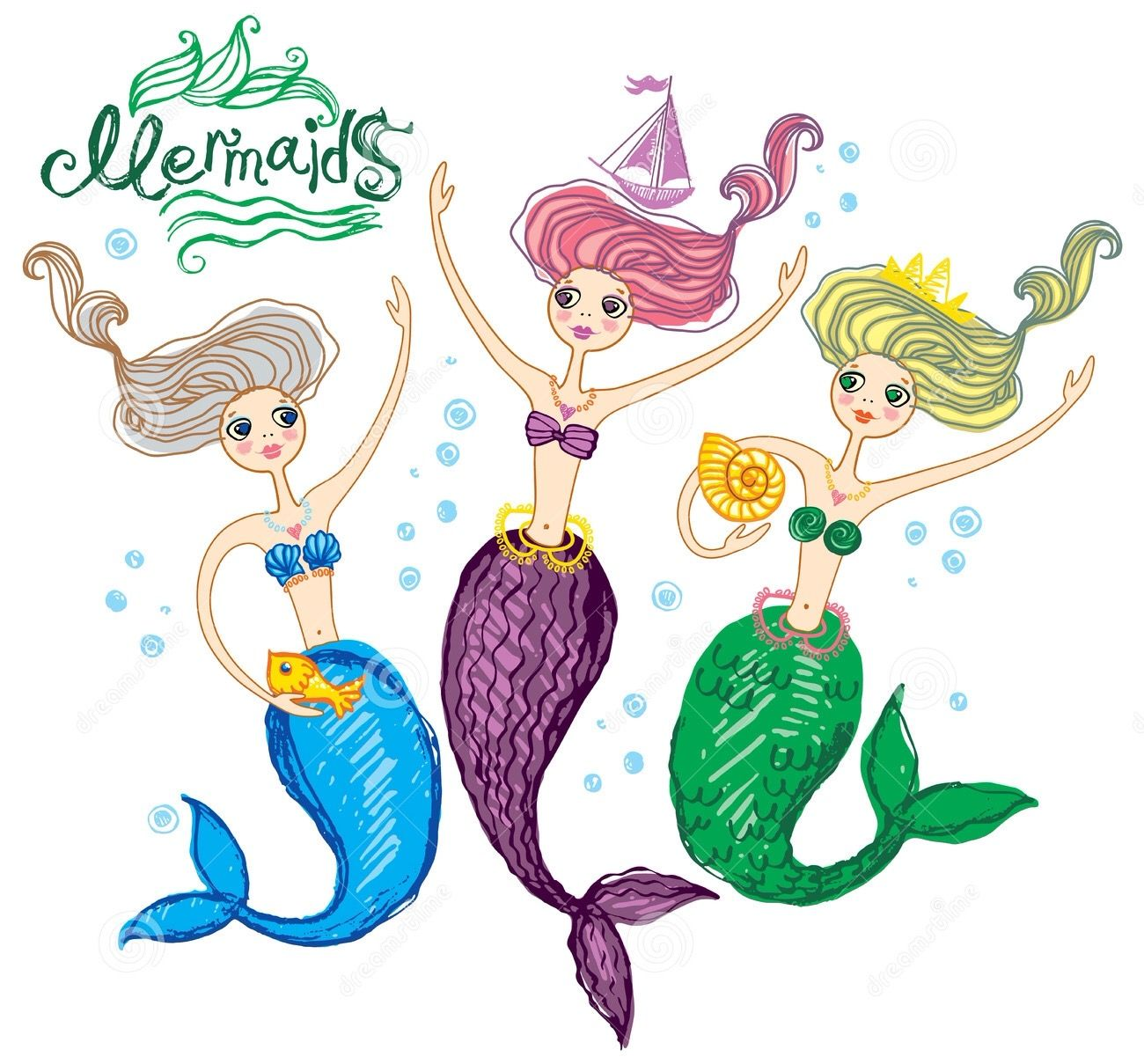 Dreamstime.com #mermaids