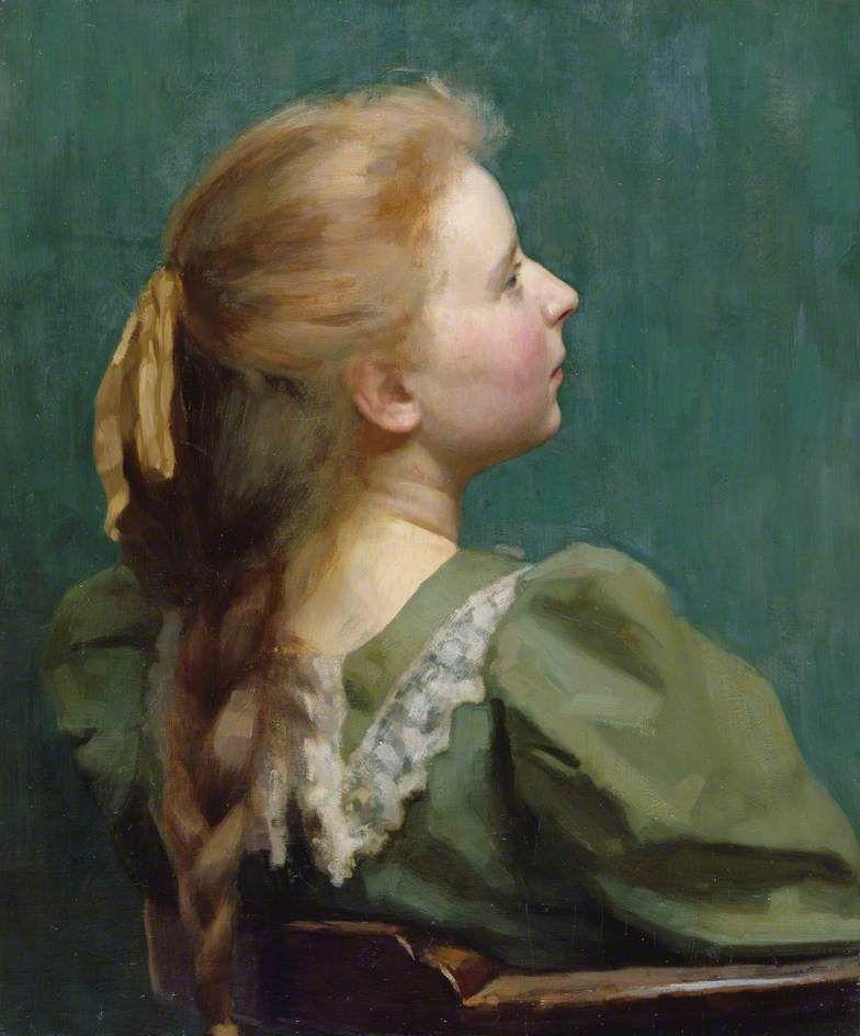 Laura Johnson1891 Royal Academy of Arts