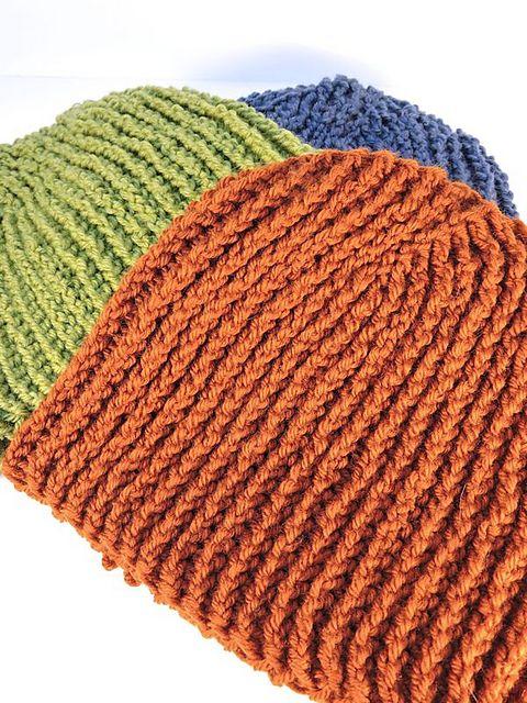 Ravelry: Favorite Beanie for Men pattern by Kim Guzman   Crochet ...