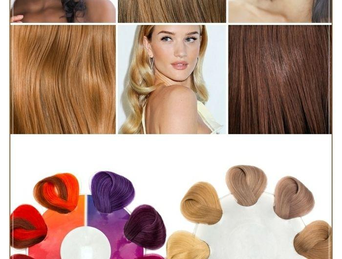 Comment changer la couleur de ses cheveux