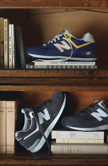 New Balance '574 Rugby' Sneaker (Men) | Nordstrom | Sneakers ...