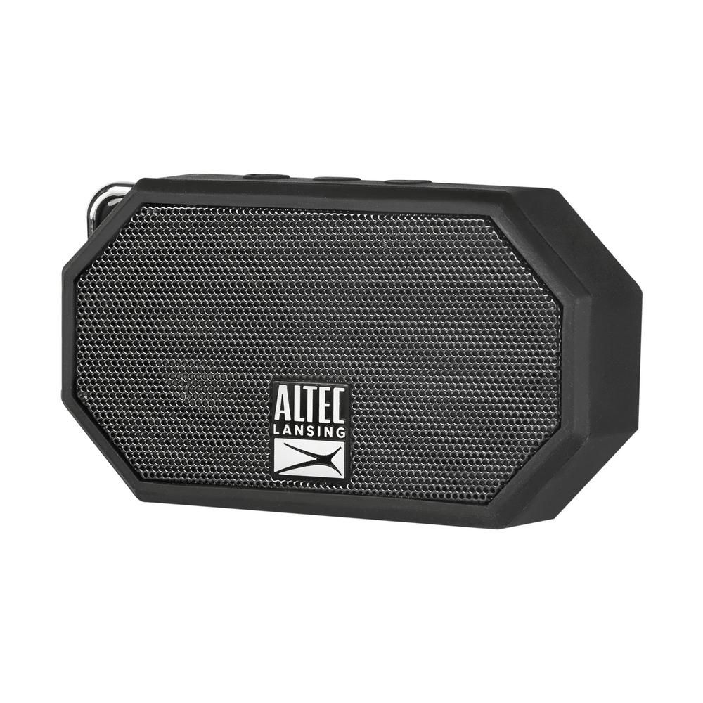 Altec Lansing Mini H20 Bluetooth Speaker Black Altec Altec Lansing