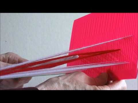 VIDEO: Rigid Heddle Weaving of Patterned Bands. Using the XL Sunna heddle