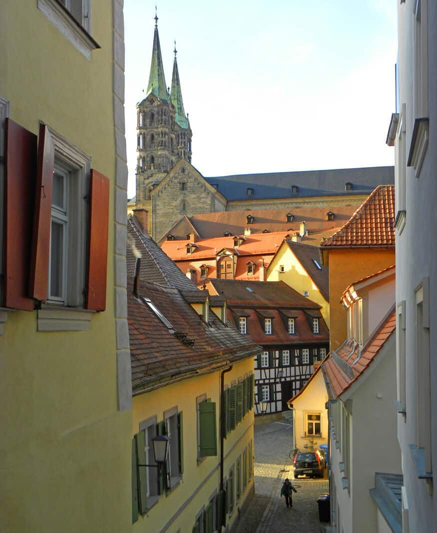 Bamberg Würzburg
