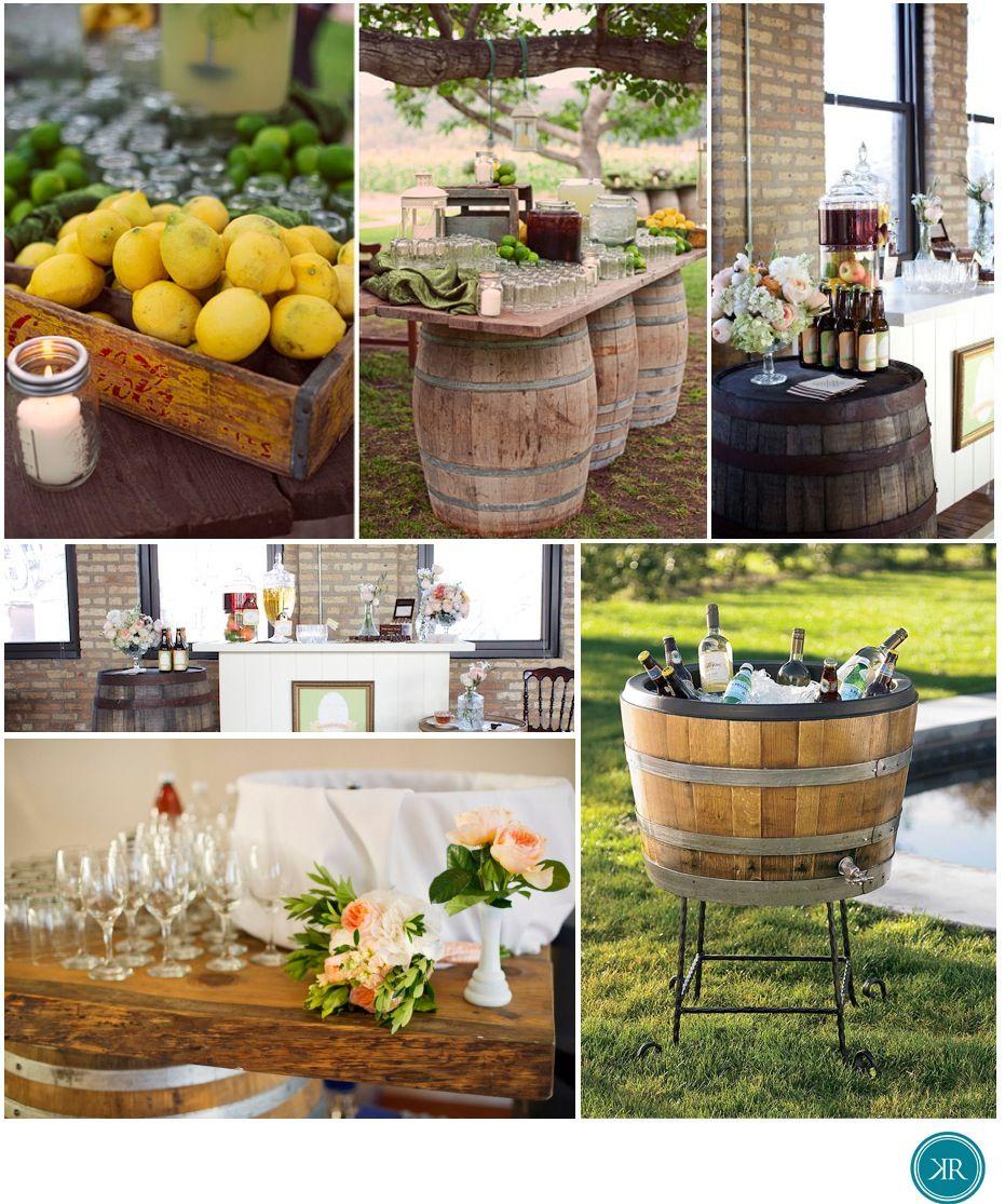 The 25+ Best Wine Barrel Wedding Ideas On Pinterest