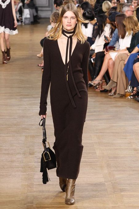 Chloé Fall 2015 Ready to Wear Collection Gallery Style