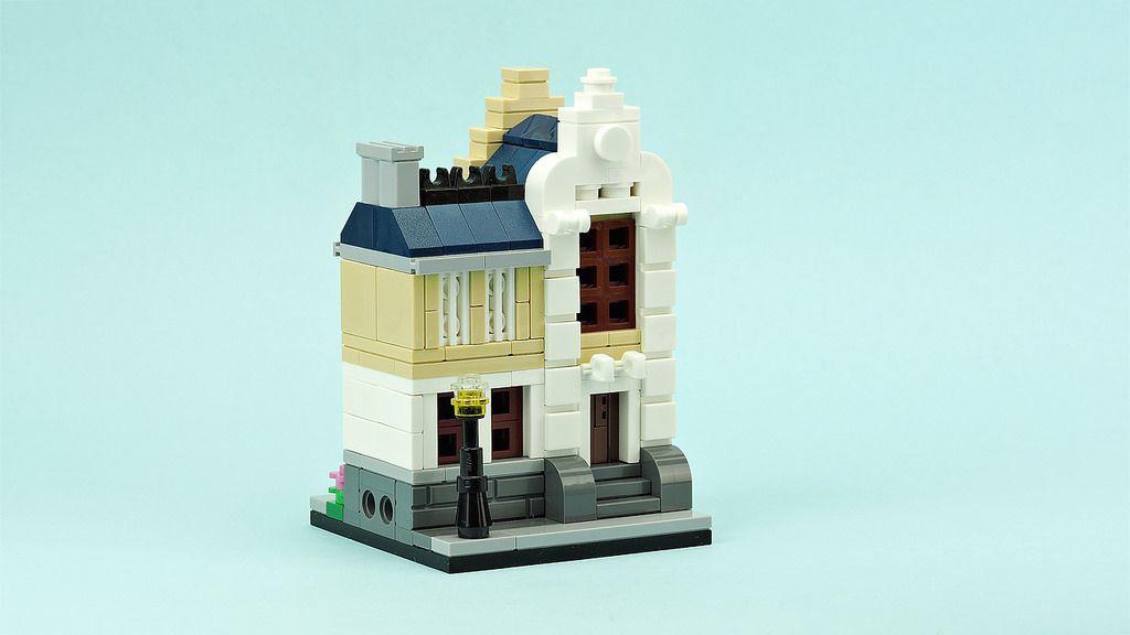 Mini Modular Townhouse Lego Lego City And Legos