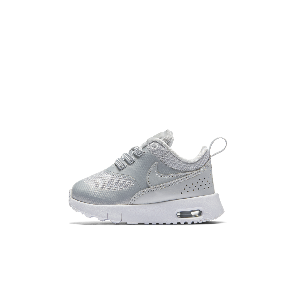 Nike Air Max Thea SE Infant Toddler Shoe Size 10C (Silver) - Clearance Sale a410b2579471