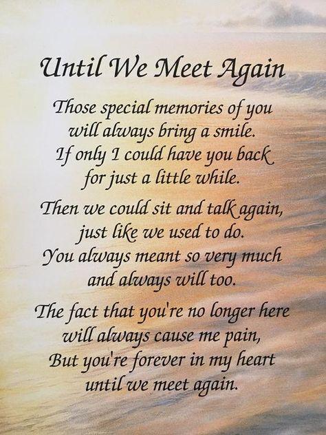 Memory of Husband, Sympathy of Husband, In Memory