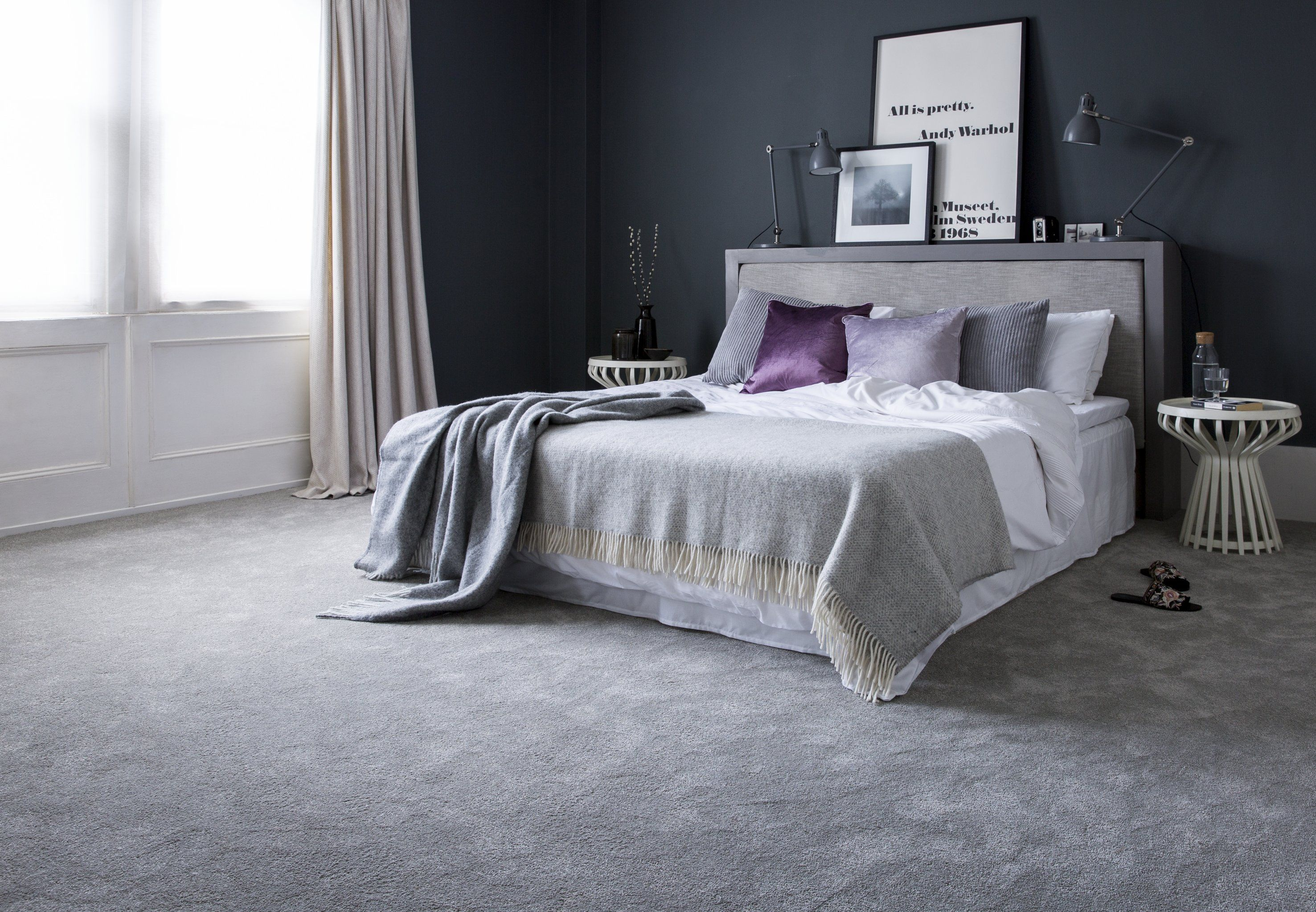 Texture Doesn T Always Need To Come From Accessories Get Creative With The Fundamentals Of A Room Décor Floor Today S Carpets In Lots
