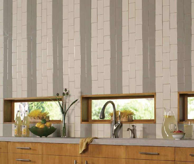 8 Examples Of Subway Tiles Used In Modern Room Designs Subway Tiles Modern Room And