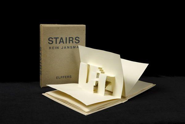 Stairs, Rein Jansma, New York, ART objects, 1999,