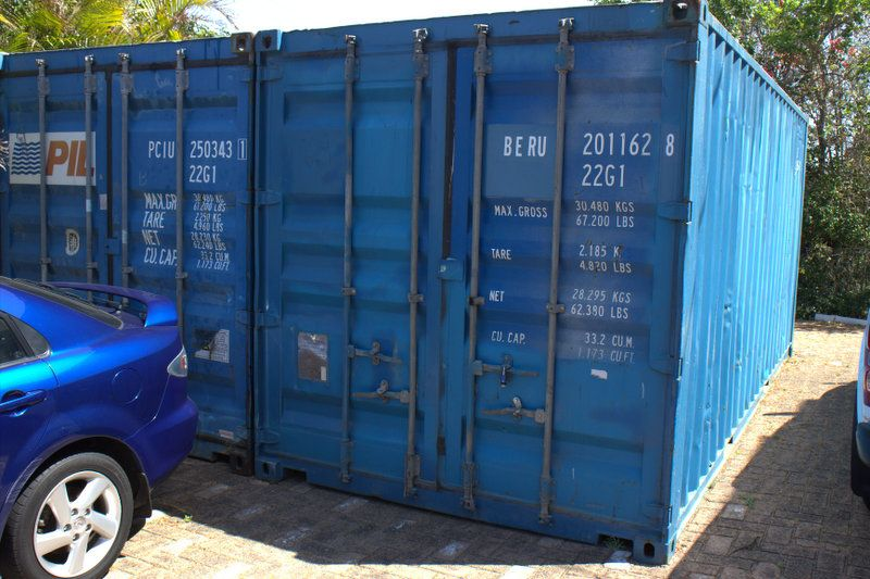 Direct Importers shipping containers Himalayan salt factory | Direct
