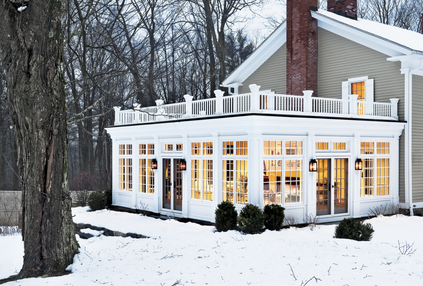sunrooms can be found in all regions and styles of homes and many