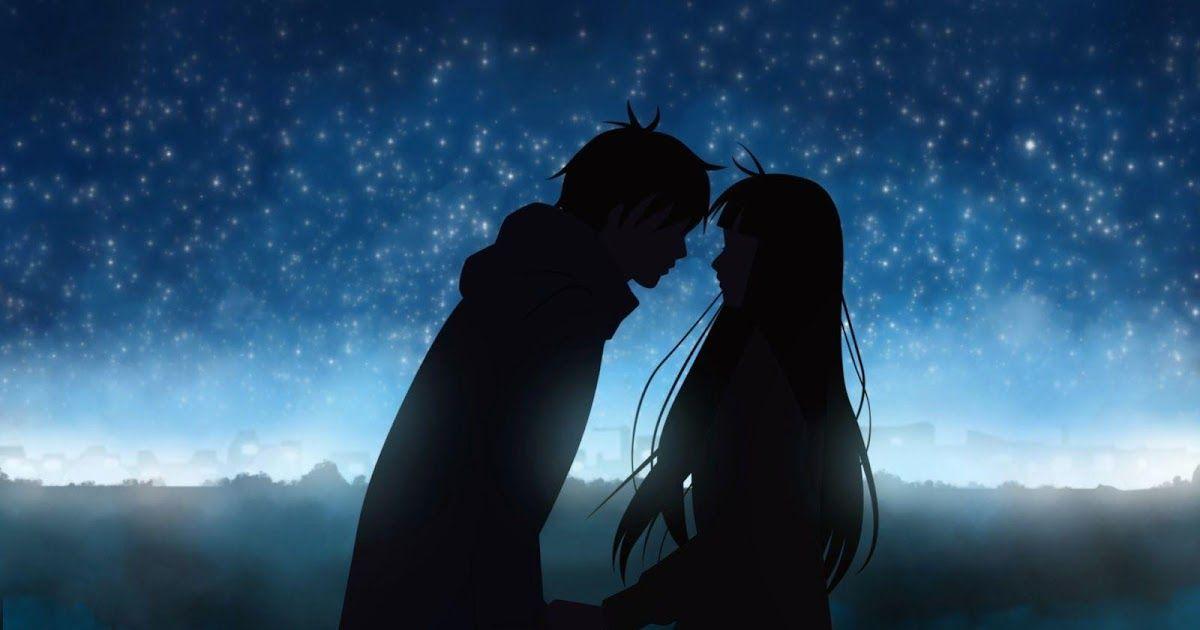 Pin On Anime Wallpaper Hd Download wallpaper anime couple hd