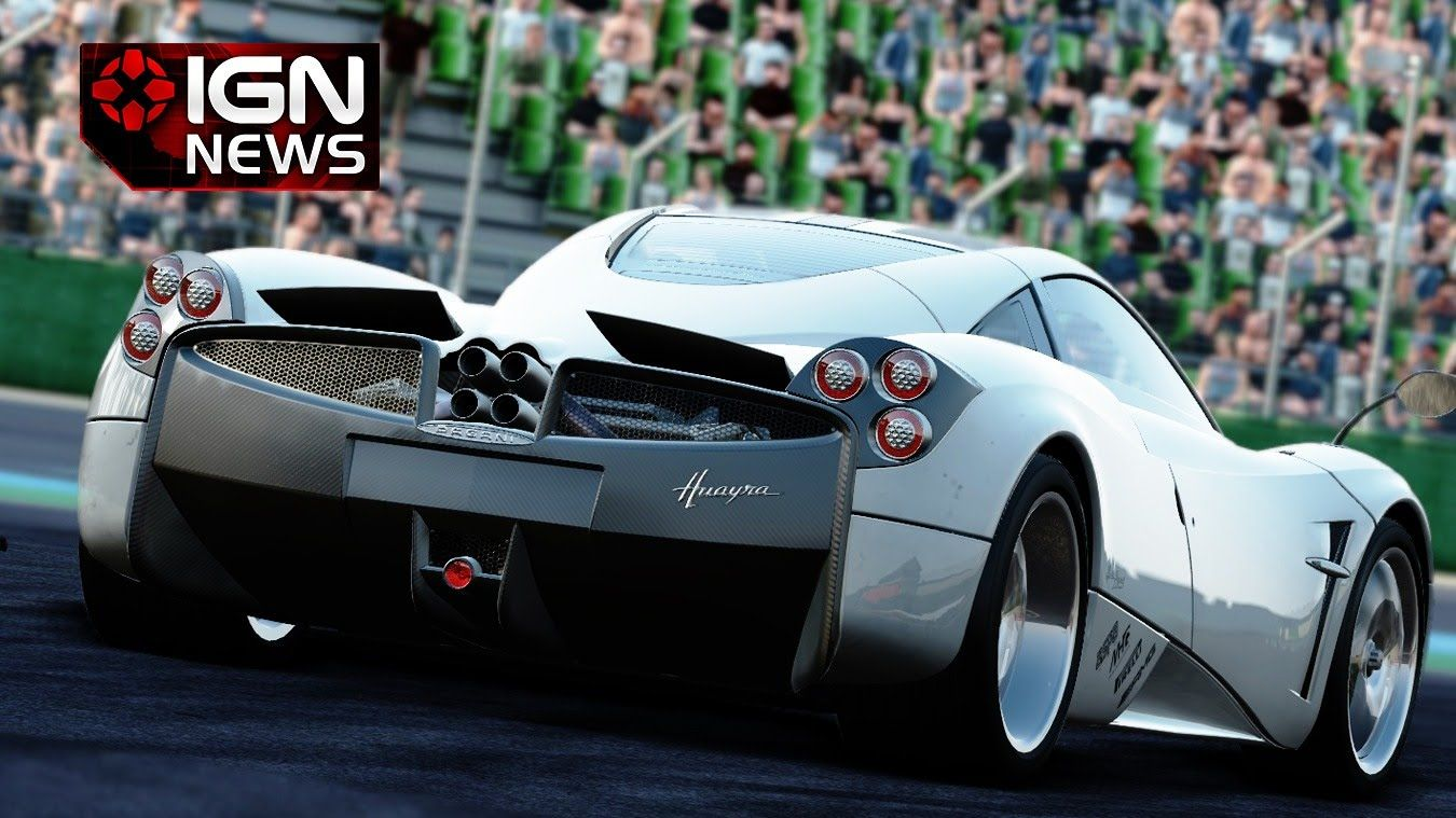 Free DLC Cars Will Be Added to Project CARS Each Month - IGN News