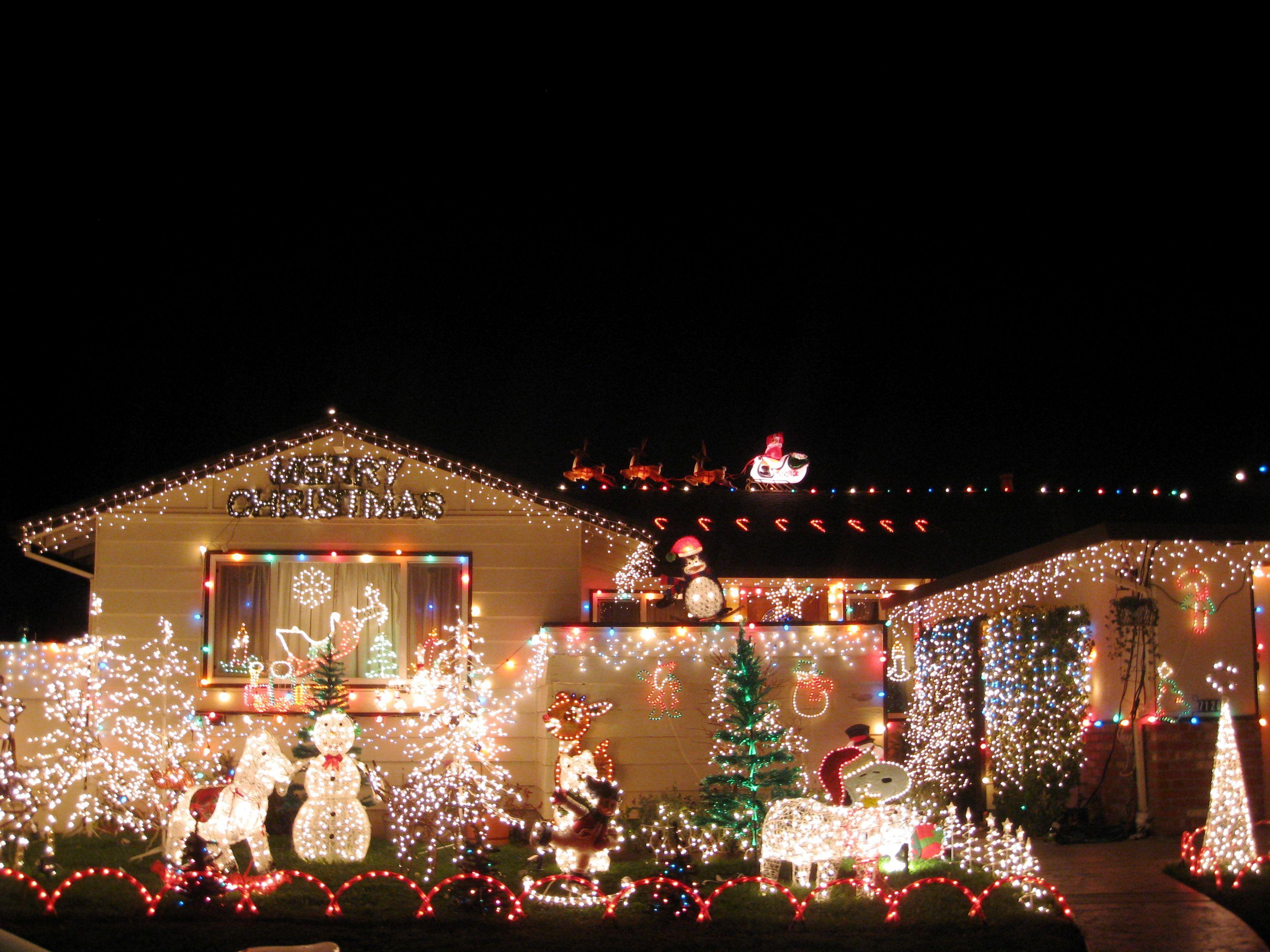 Christmas decoration - Wikipedia, the free encyclopedia | xmas ...