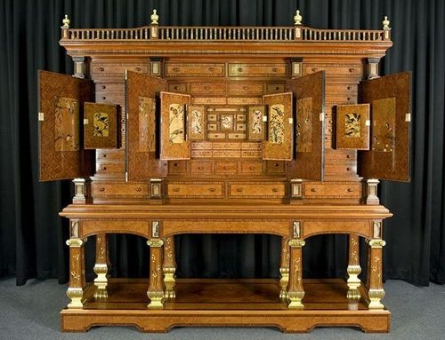 the journey of the most expensive furniture piece that was ever made
