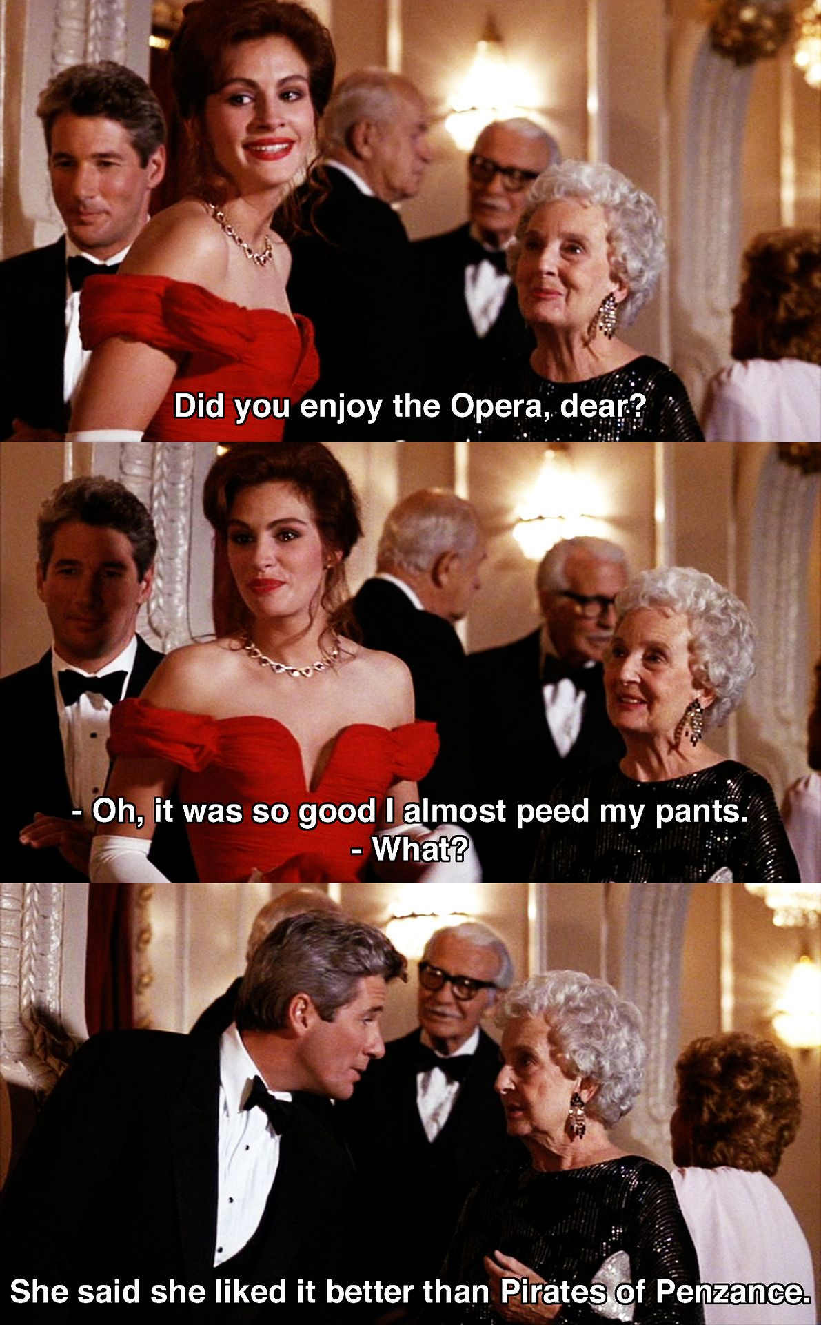 Pin By Susan Martin On Movie And Tv Guotes And Pics Pretty Woman Movie Favorite Movie Quotes Best Movie Quotes