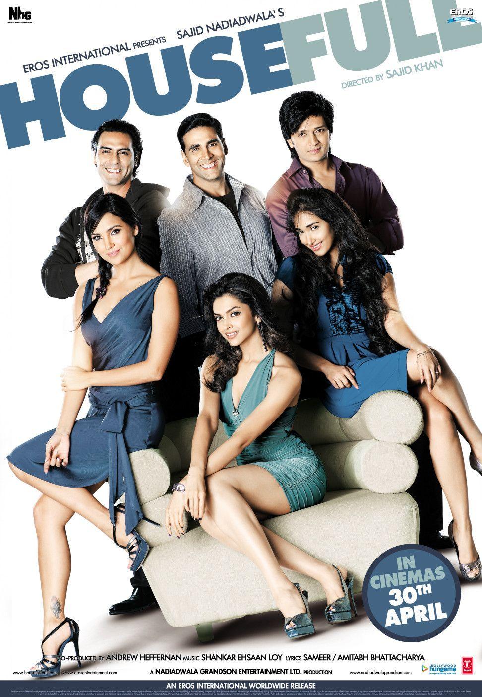 Starring Akshay Kumar Deepika Padukone Riteish Deshmukh Lara Dutta Jiah Khan 2010 Movie Imdb 4 8 Aarushi Free Bollywood Movies Hindi Movies Hindi Movies Online